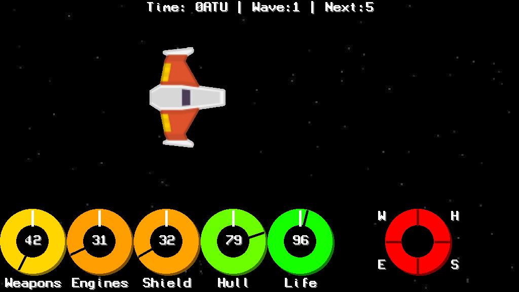 Adrift screenshot